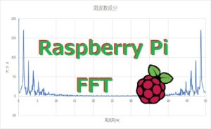 rasbperry PiでFFT