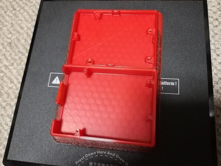 3DプリンタでArduinoケース