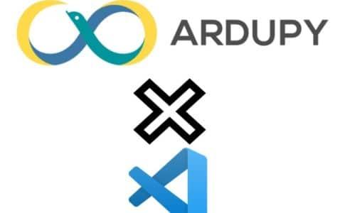 ArduPyをVScode環境