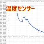 【ラズパイ】温湿度センサーで取得した値をcsv出力する方法