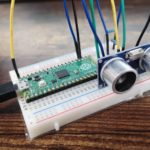 【Raspberry Pi Pico】超音波センサーで距離を測定する方法